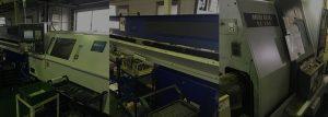 NC自動旋盤による高生産性と小型サイズ加工